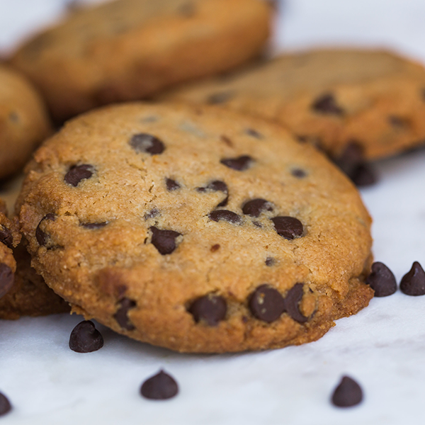 Paleo Mama Bakery chocolate chip cookies